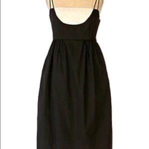 Anthropologie Viola Tuxedo Dress